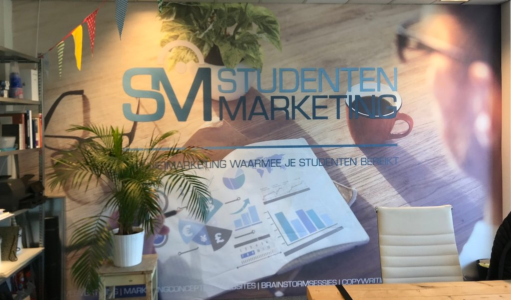 Kantoor StudentenMarketing Den Haag